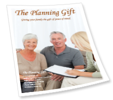 the planning gift cover